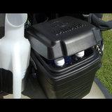 Golf car cooler_